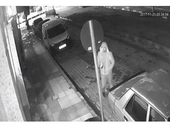 Duyarlı Komşu Hırsızlık Şüphelisini Patates Atarak Kovaladı