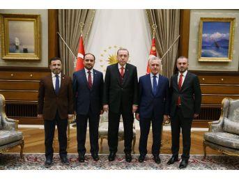 Erdoğan'dan Manisa Teşkilatına Seçim Mesajı