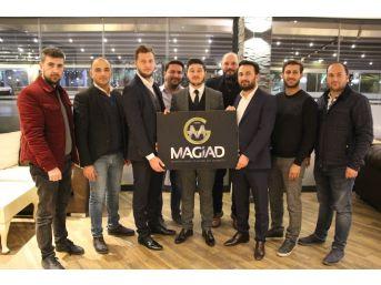 Magiad Yeni Logosunu Tanıttı