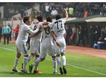 Tff 1. Lig: Manisaspor: 2 - Adana Demirspor: 1