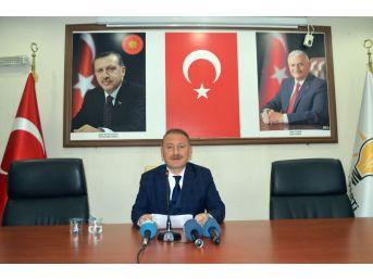 Ak Parti Mardin İl Başkanı Mehmet Ali Dündar İstifa Etti