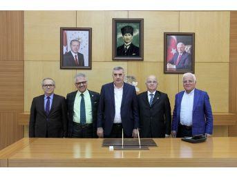 "Başkan Toçoğlu: ""ortak Paydamız Sakarya'ya Hizmettir"""