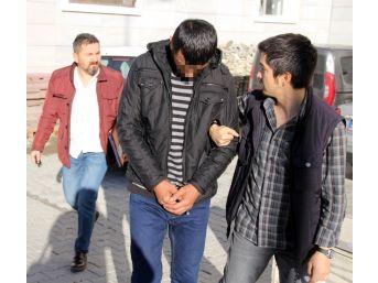 Uyuşturucuyla Yakalanan Şahıs Adliyeye Sevk Edildi