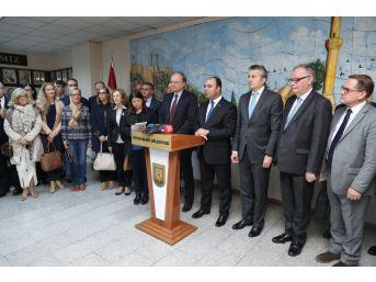 Avrupa Birliği Türkiye Delegasyonu Başkanı Christian Berger: