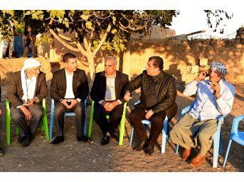 Başkan Atilla, Hizmetleri Yerinde İnceliyor