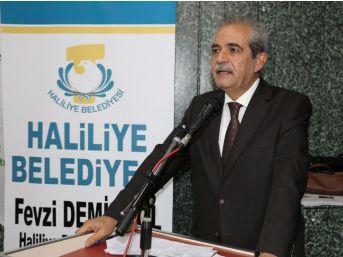 Haliliye'de Madde Bağımlılığı İle Mücadele Programı Düzenledi