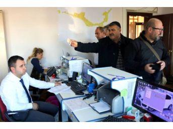 Marmaraereğlisi Belediyesi Vezneleri Hafta Sonunda Da Mesai Başında