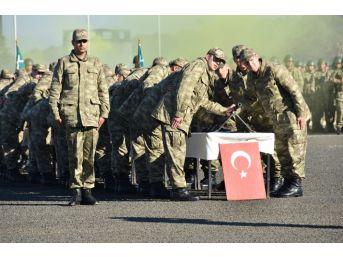 Tekirdağ'da Askerler Yemin Etti