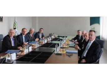 Trakya Kalkınma Ajansı Yönetim Kurulu Toplantısı Tekirdağ'da Yapıldı