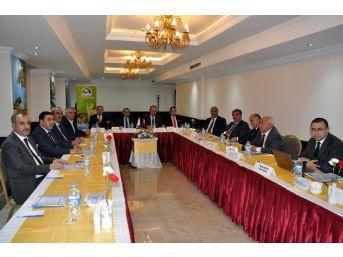Fka Kasım Ayı Toplantısı Tunceli'de Yapıldı