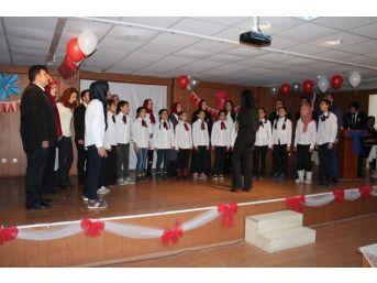 Çaldıran'da 24 Kasım Öğretmenler Günü