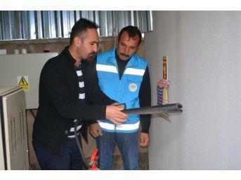 İpekyolu Belediyesinden İş Sağlığı Ve Güvenliği Hassasiyeti