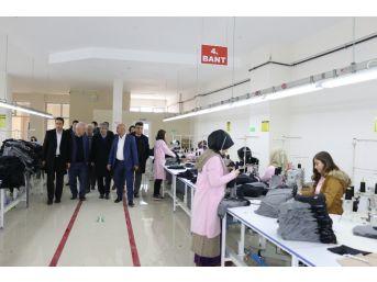 İranlı Yatırımcılardan Tekstilkente Ziyaret