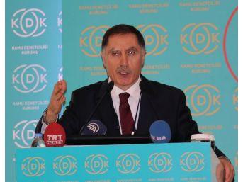 Kamu Başdenetçisi Malkoç'tan 'kardeşlik' Vurgusu