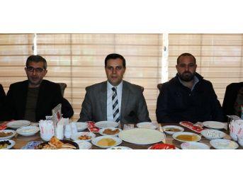 Mehmet Utku, Ak Parti İl Başkanlığına Aday Oldu