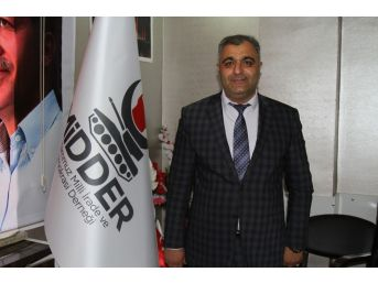 Midder Van Şube Başkanlığına Yertürk Atandı