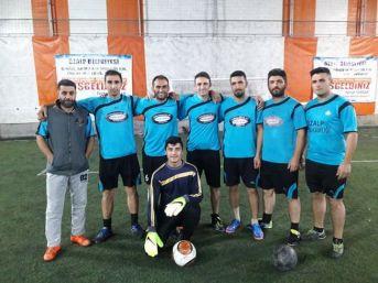 Özalp Belediyesi Halı Saha Futbol Turnuvası