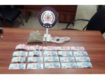 Yozgat'ta Uyuşturucu Operasyonuna 4 Tutuklama