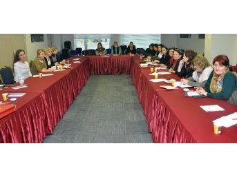 Ankara Kalkınma Ajansı Kadın Girişimciler Ve Kadın Kooperatiflerini Buluşturdu