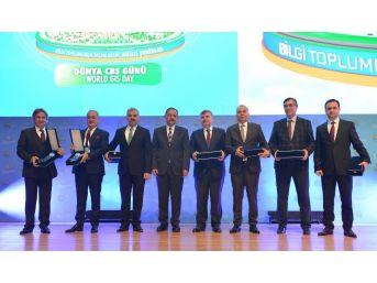 Denizli'ye Akıllı Şehir Ödülü