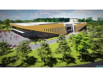 Merkezefendi Kültür Merkezi Ve Nikah Sarayı'na Birincilik Ödülü