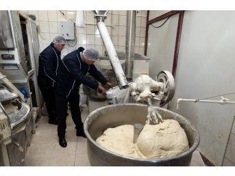 Merkezefendi Zabıtası'ndan Ekmek Denetimi