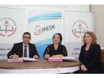 Mili Eğitim'de Maaş Promosyon Protokolü İmzalandı