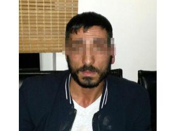 Dolandırıcılık Zanlısı Alaçam'da Yakalandı