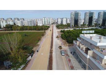 Adana'ya Ulaşımı Rahatlatacak Yeni Bulvar