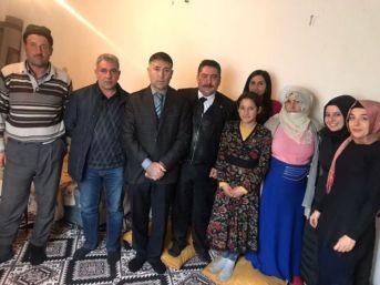 Ağrı'da Bir Kız Çocuğu Daha Okula Kazandırıldı