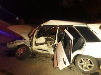 Başkent'te Trafik Kazası