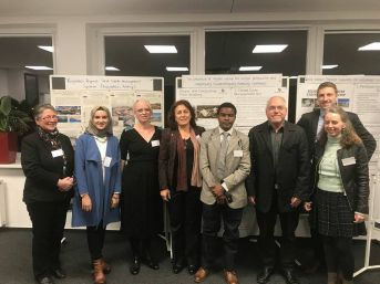Kuşadası Belediyesi, Hamburg'da 'döngüsel Atık Yönetimi' Toplantısına Katıldı