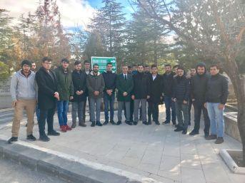 Öğrencilerden, Maneviyat Gezisi