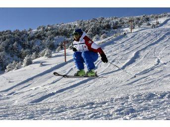 Zigana'da Kayak Sezonu Başladı