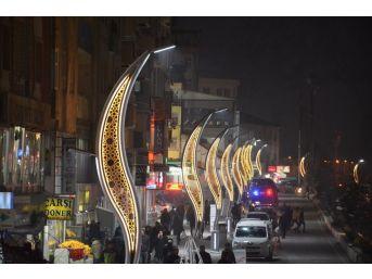 Hakkari'de 'kent Aydınlatması' Projesi