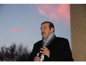 Esenyurtlular Kudüs İçin Sultanahmet'te Toplandı