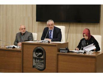 Eyüpsultan Belediye Meclisi'nden Abd'ye Kınama