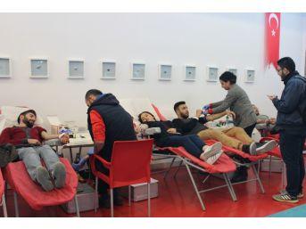 """Prof. Dr. Çağrı Erhan """"kan Bağışı Bilinci Var Ama Kan Verme Alışkanlığımız Yok"""""""