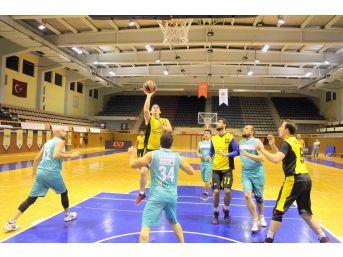Ontan Basketbol'un Hedefi Play-off