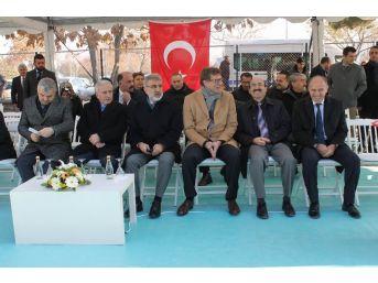 """Kayserigaz Genel Müdürü Hasan Yasir Bora: """"türkiye'de İlk Doğalgaz İhalesi Kayseri 'de Yapıldı"""""""