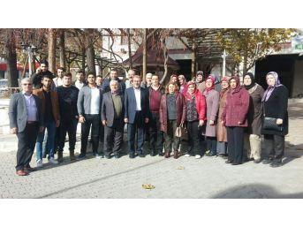 Milletvekili Ahmet Tan: Şaphane, Kiraz Ve Vişne Üretiminde Lokomotif Bir İlçemizdir
