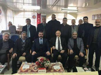 """Mhp İl Başkanı Avşar: """"muhtarlarımızı Önemsiyoruz"""