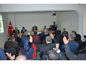 Yeşilyurt Belediye Meclisi 2017 Yılının Son Toplantısını Yaptı