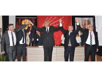 Chp Turgutlu'da Yeni Başkan Yakup Çilel Oldu