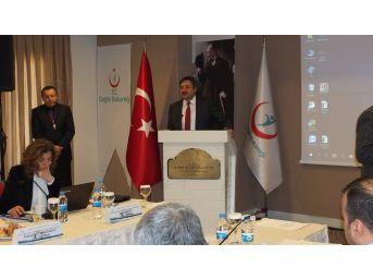 Mardin'de 'yerel Yönetimlerde Su Güvenliği Bölgesel Değerlendirme' Toplantısı