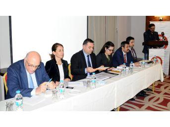 Ekonomi Bakanlığı Yetkilileri Muğlalı İhracatçılarla Buluştu
