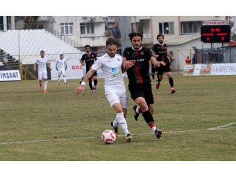 Tff 2. Lig: Fethiyespor: Karşıkaya: 0