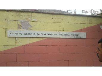 """Kemerhisar Belediyesi'nden """"her Köye Atatürk Büstü"""" Projesi"""