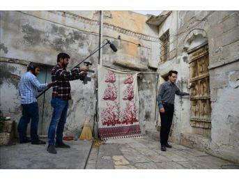 (özel Haber) Ünlü Yönetmen Mustafa Akkad'ın Hayatını Konu Alan Kısa Film Şanlıurfa'da Çekildi