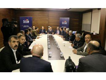 Başkanlar Kurulu, Cumhurbaşkanı Erdoğan'dan Taleplerde Bulunacak